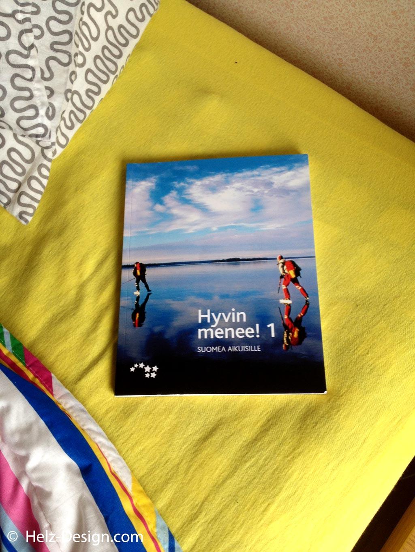 Hyvin menee 1 –fürs finnisch lernen