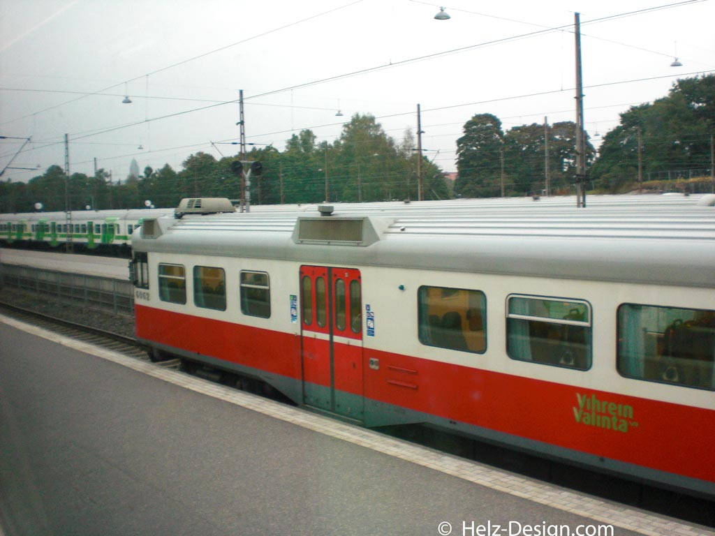 rautatieasema - Nebengleis