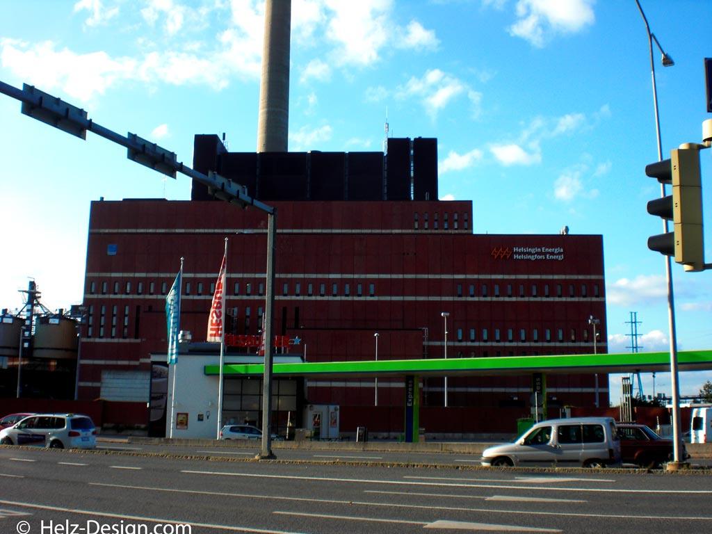 Helsingin Energia + Neste Oil Express