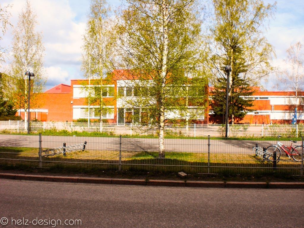 Puotilan Koulu – Grundschule von Puotila