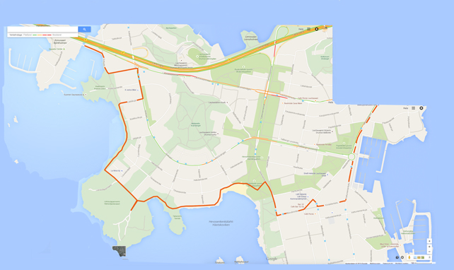 map-mit-weg