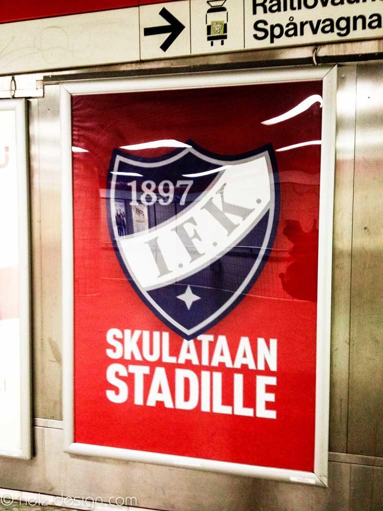 IFK Suklataan stadille