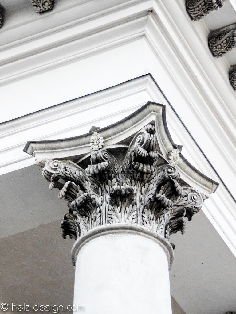 Tuomiokirko Säulen