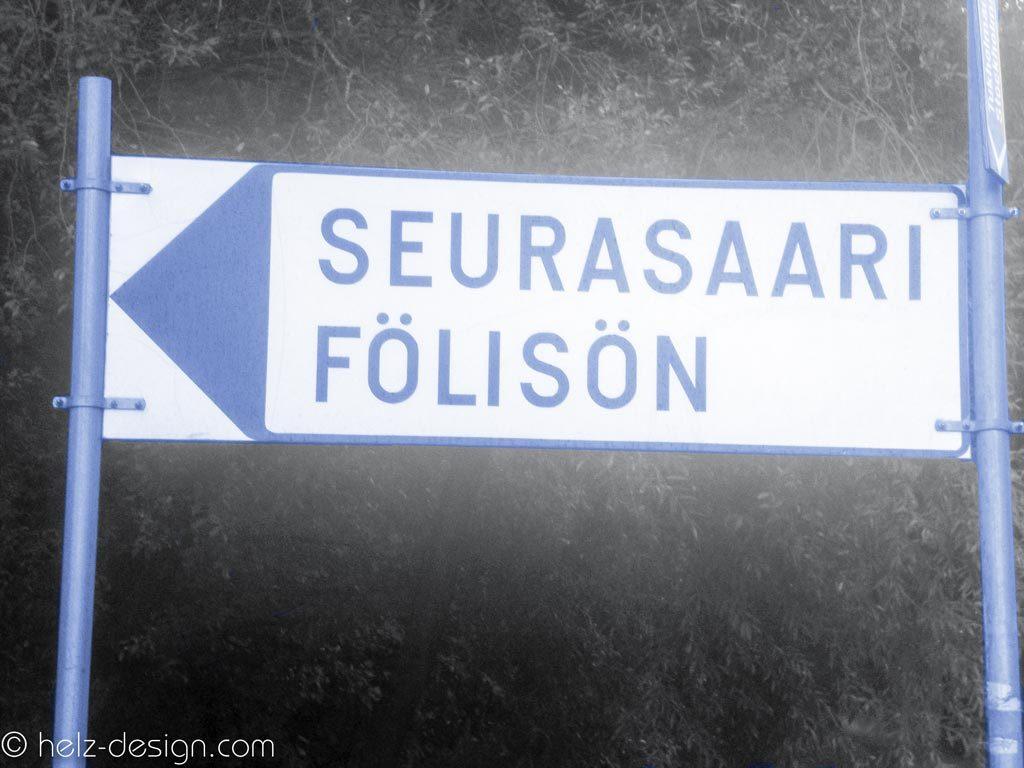 Hier lang nach Seurasaari