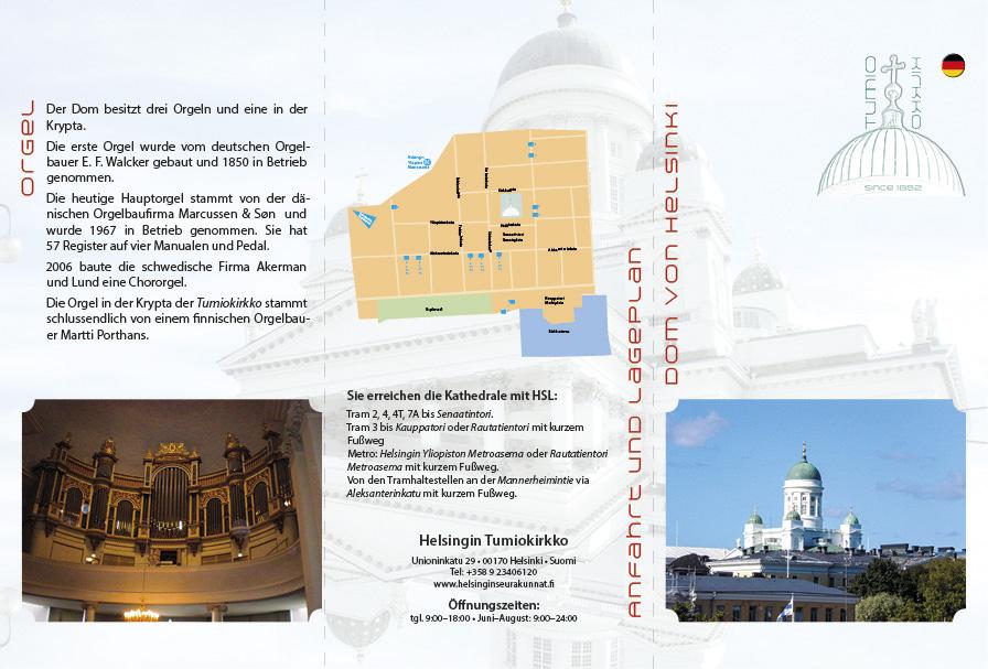 Tuomiokirkko Flyer