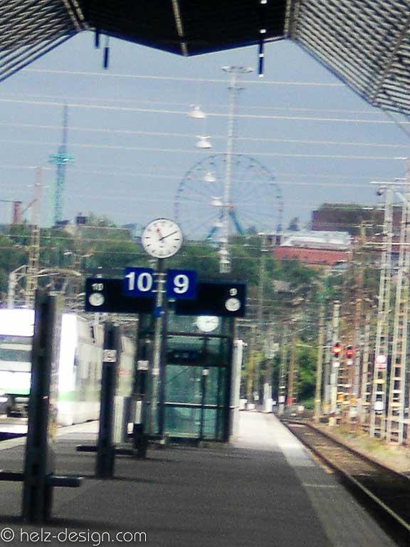 Gleis 9 3/4 in Helsinki