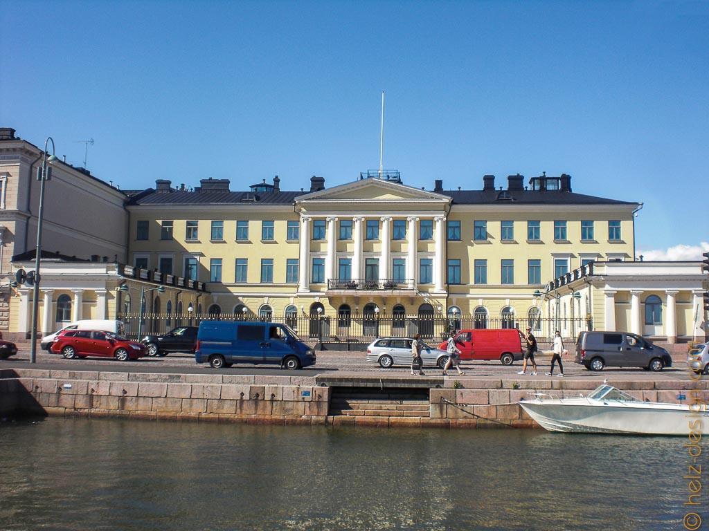 Tasavallan Presidentin Kanslia / Präsidentenpalast