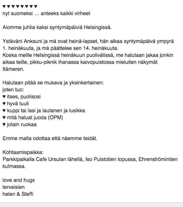suomeksi