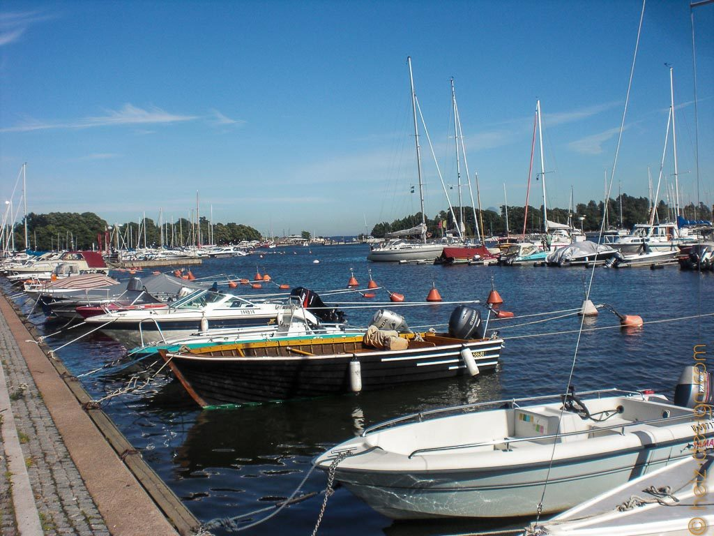 Boote Merisatamaranta