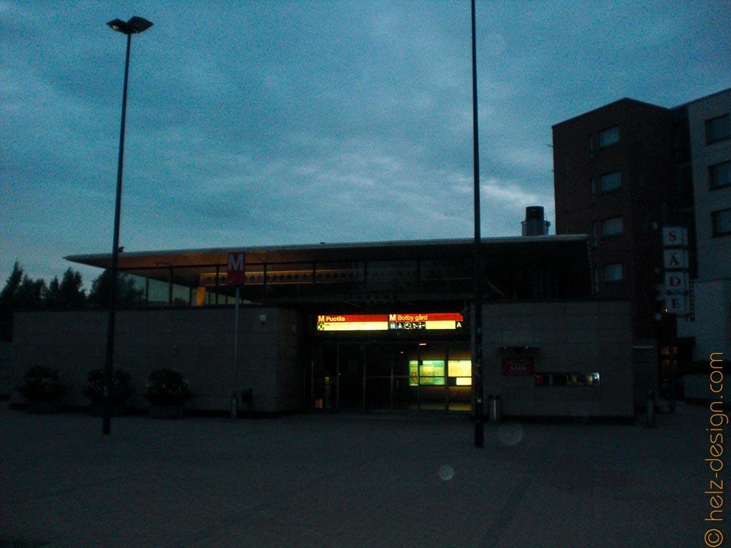 Puotilan Metroasema
