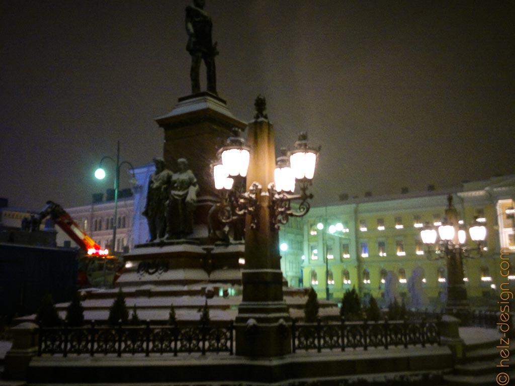Statue von Aleksanter II