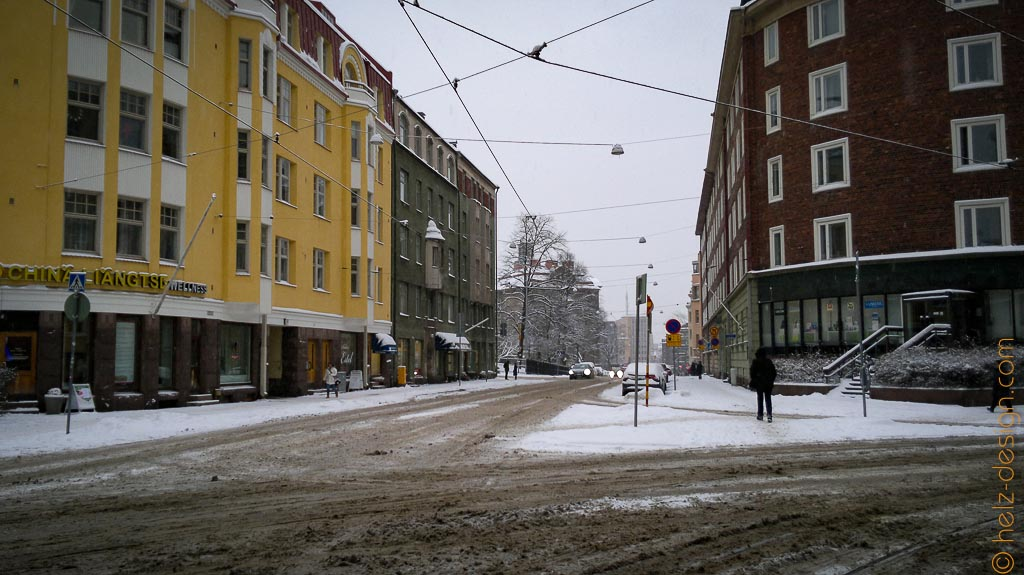 Runeberginkatu/Fredrikinkatu