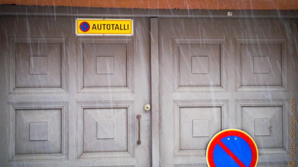 Autotalli – Garage
