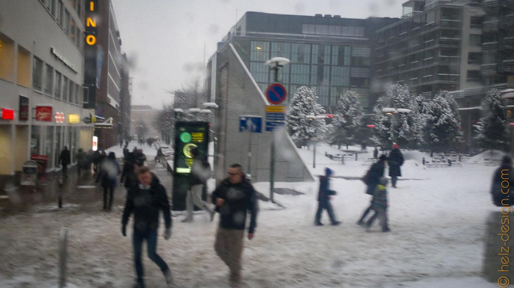 Outside of Kamppi