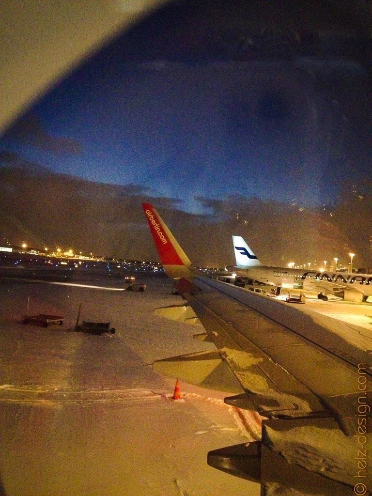 Finnair fliegt AirBerlin