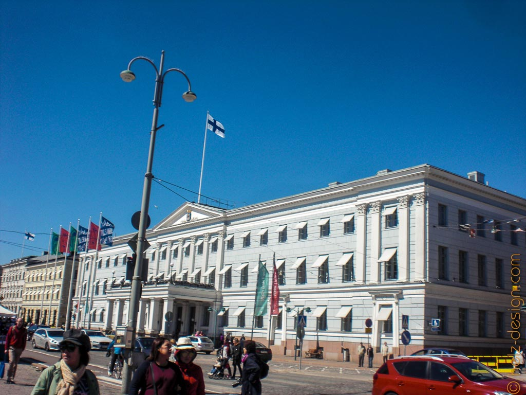 Kaupungintalo – Rathaus