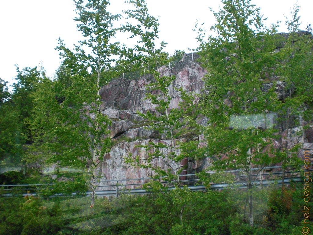Granitlandschaft