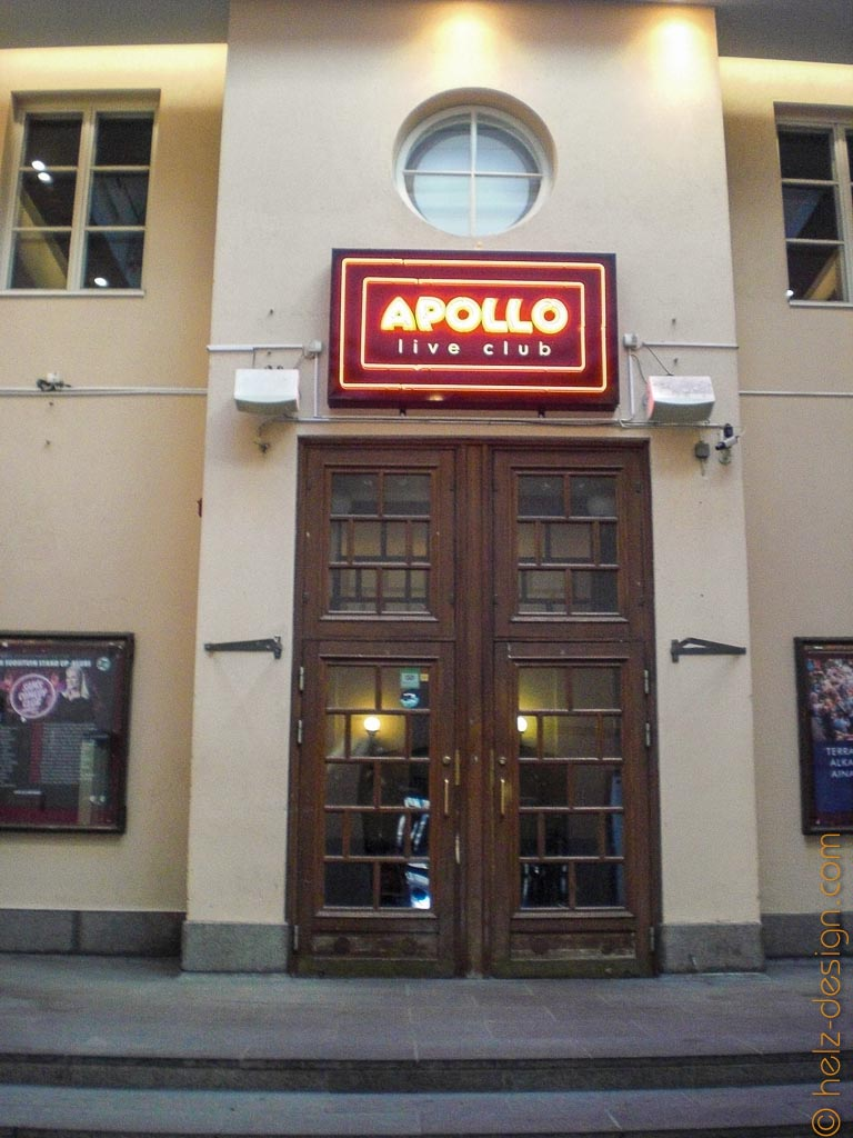 Apollo Live Club