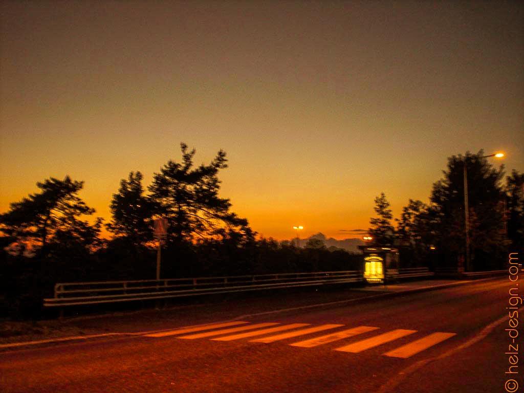 Mitternacht in Jakomäki