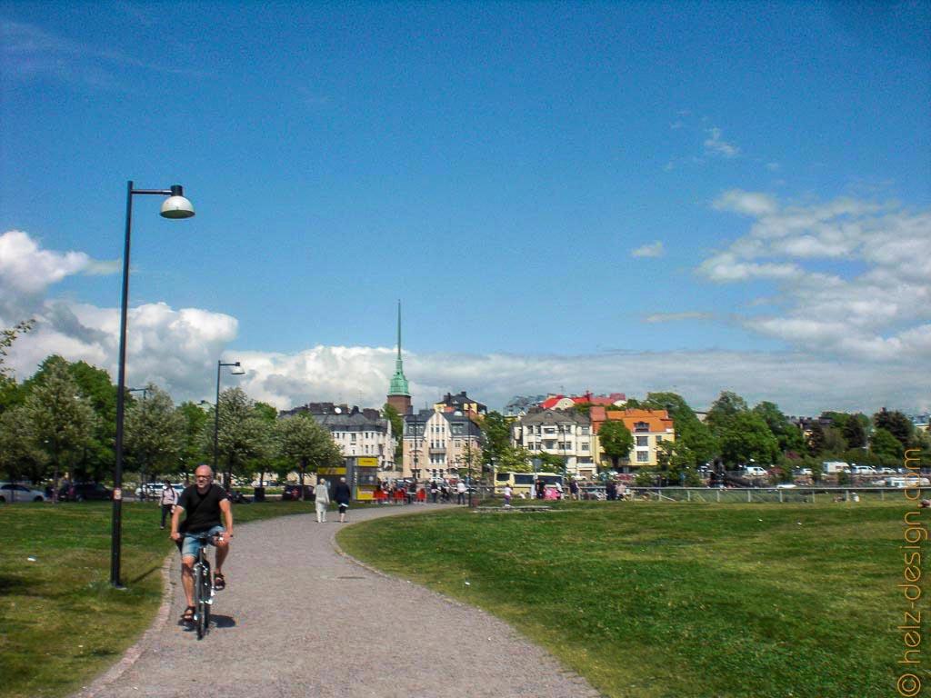 Pyhän Birgitan puisto
