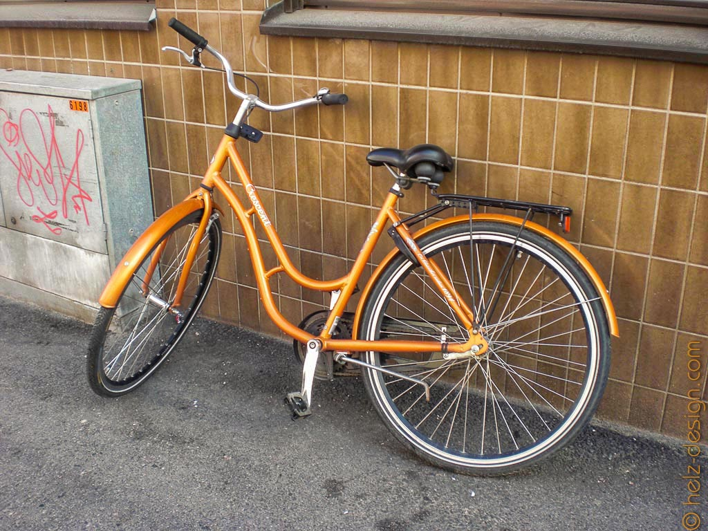 Cooles Fahrrad