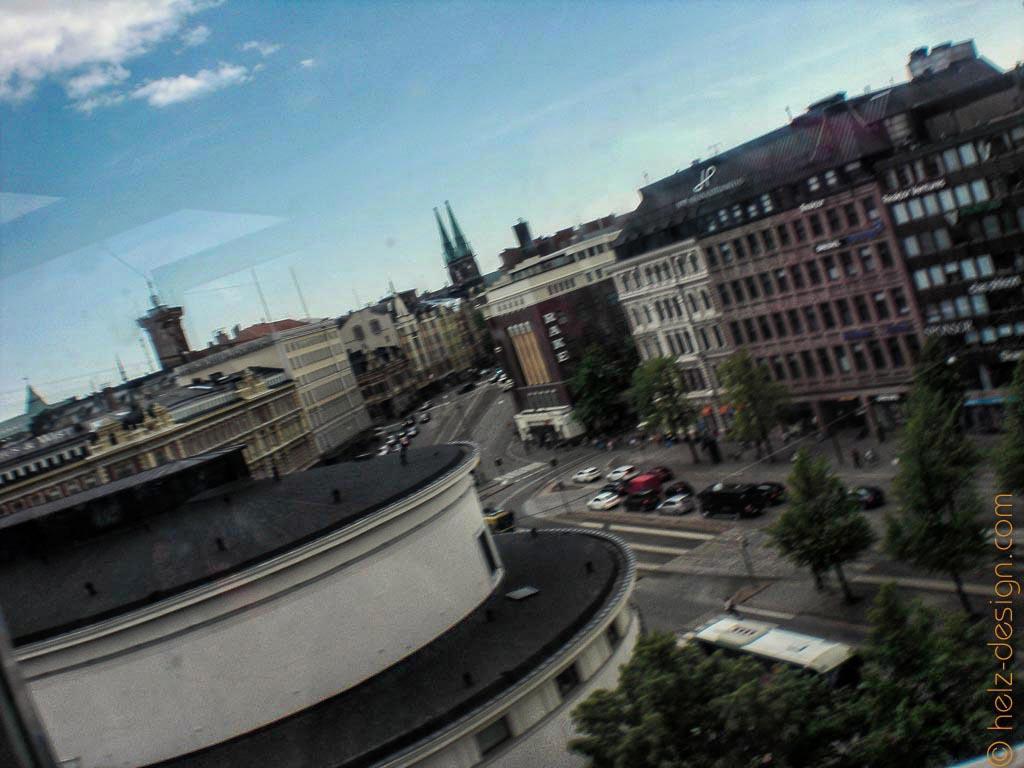 Svenska Teatern, Feuerwache von Erottaja, Johanneksenkirkko
