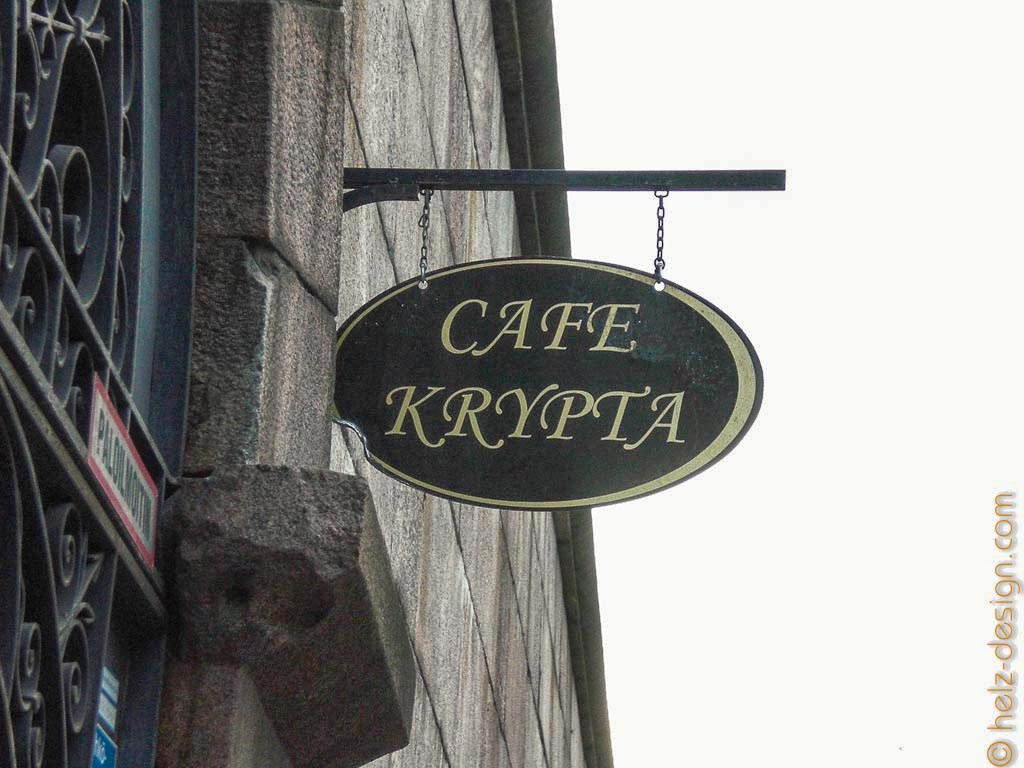 Cafe unter der Kirche