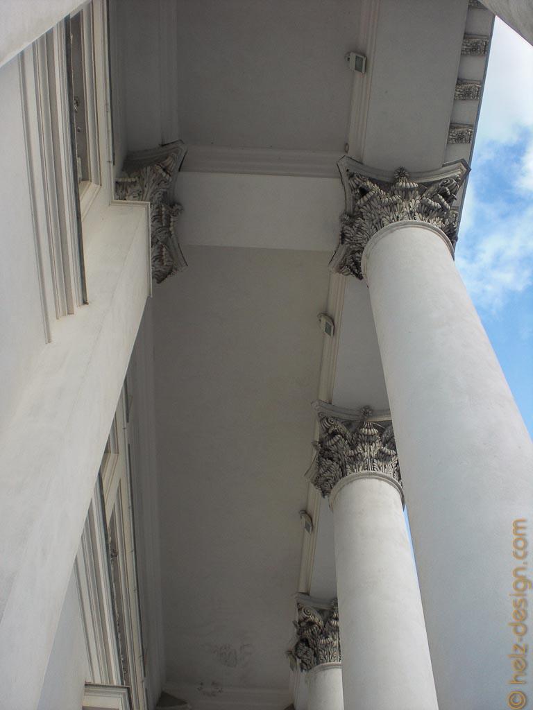 Südliche Säulengang (vorne)