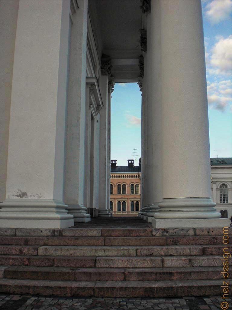 Östlicher Säulengang