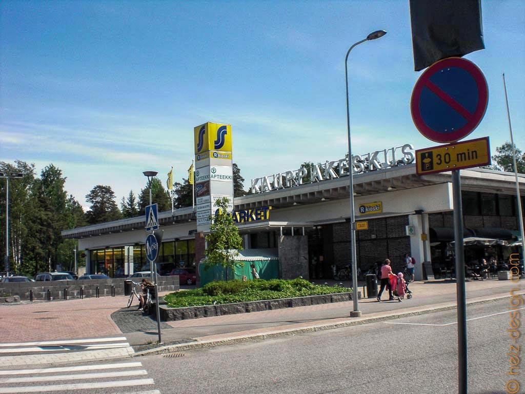Jakomäen Ostoskeskus