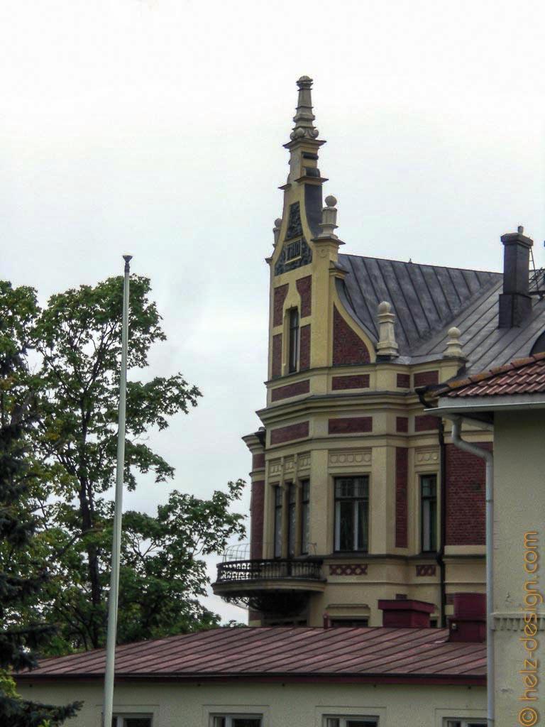 Haus in Ullanlinna