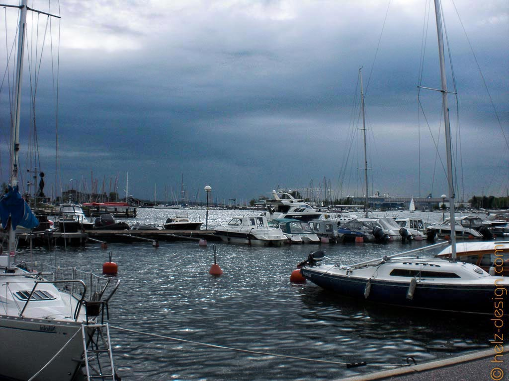 Hafenszenen
