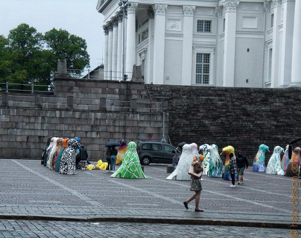 Helsingin Päivä wirft seine Schatten voraus