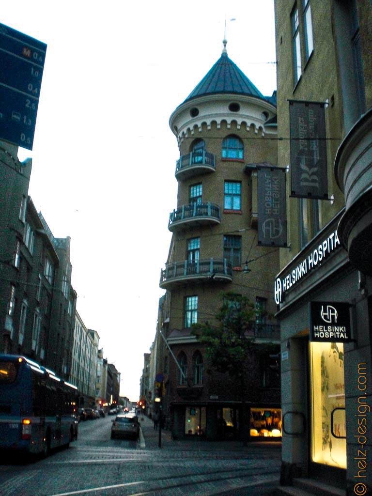 Bulevardi Ecke Fredrikinkatu
