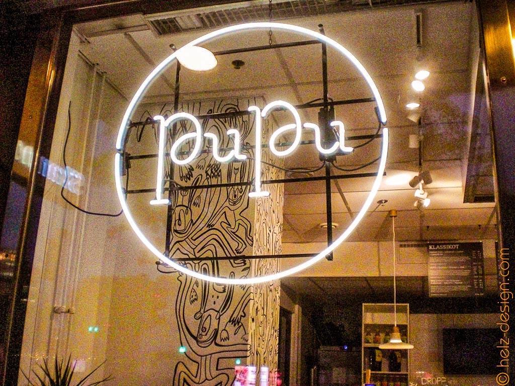 Ein kleines Cafe an der Mannerheimintie – PuPu – Häschen