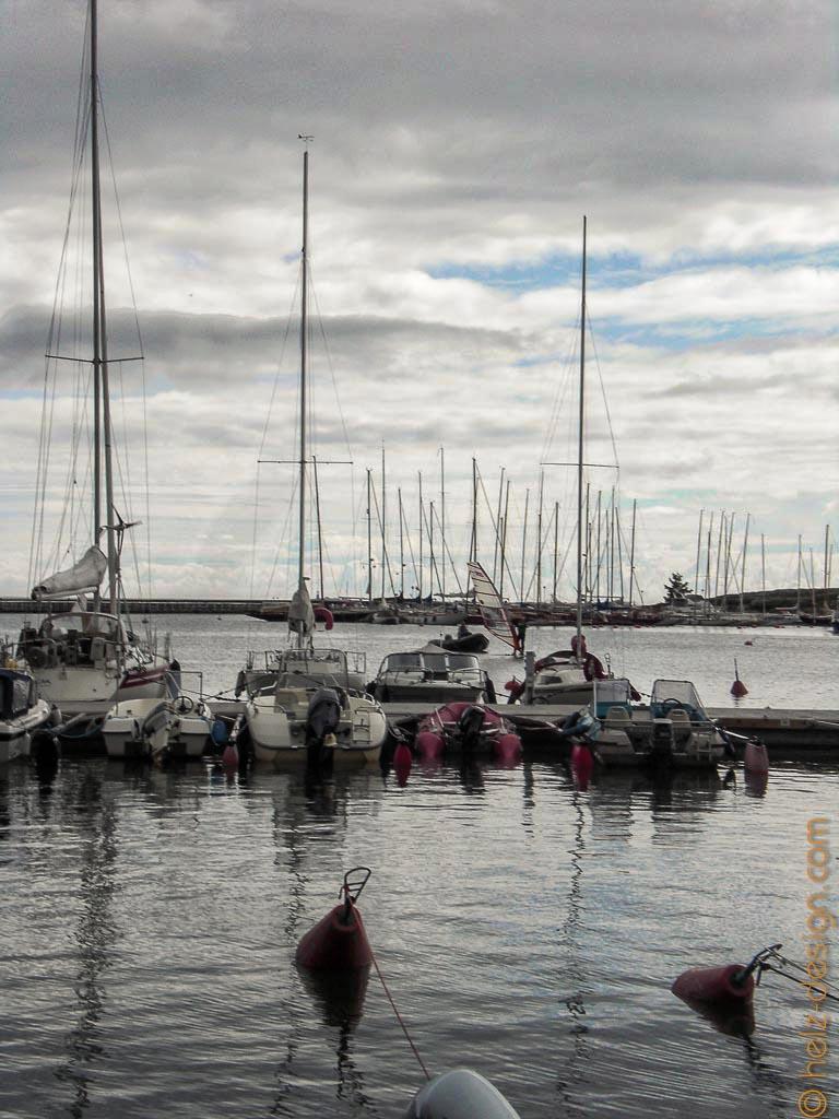Wieviele Boote gibt es in Helsinki eigentlich?