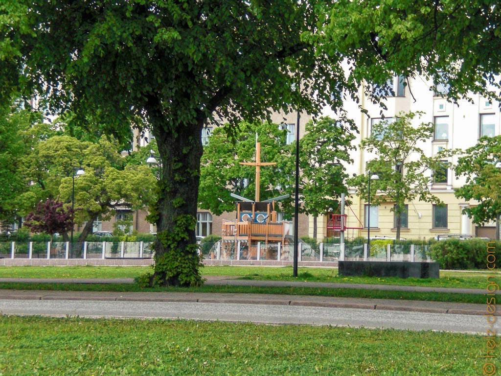 Spielplatz Merisatamaranta