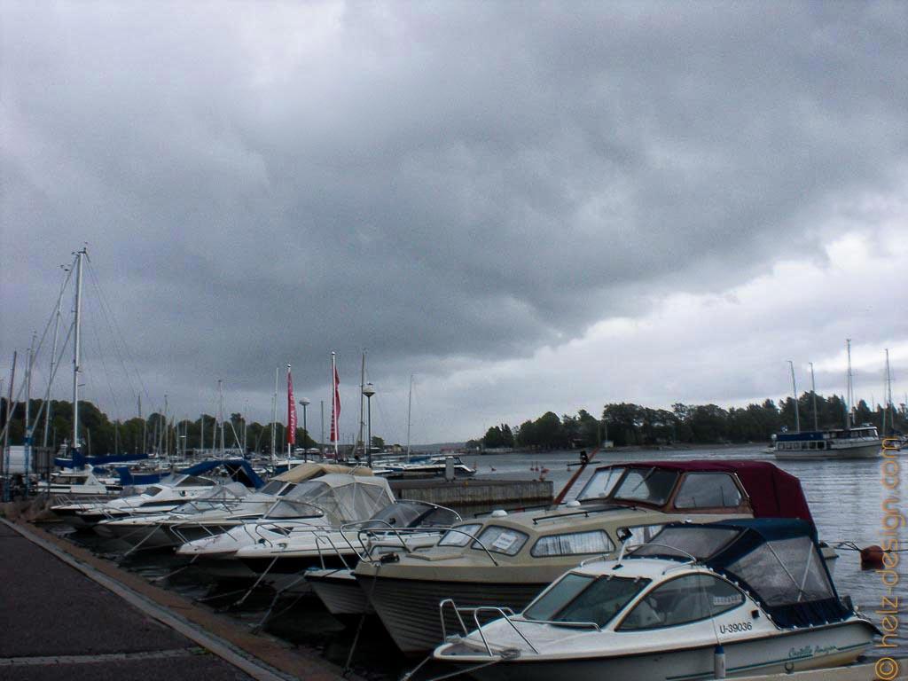 Boote und noch mehr Boote
