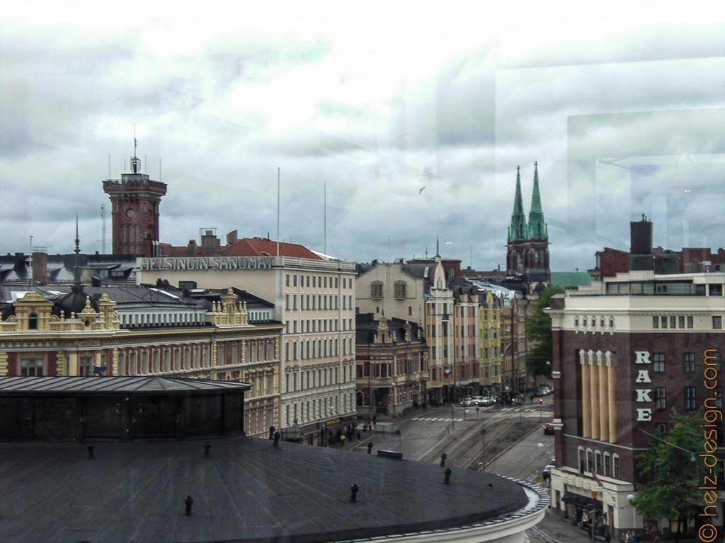 Svenska Teatern – Erottaja – Johaneksen Kirkko – Bulevardi