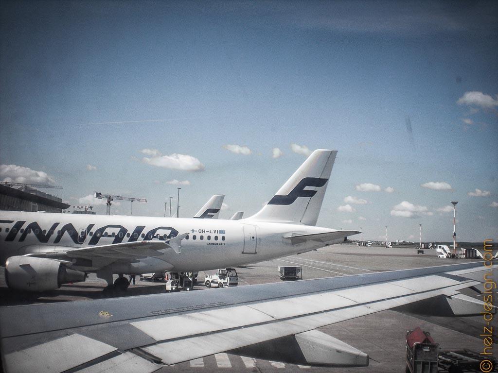 Finnair wartet noch immer