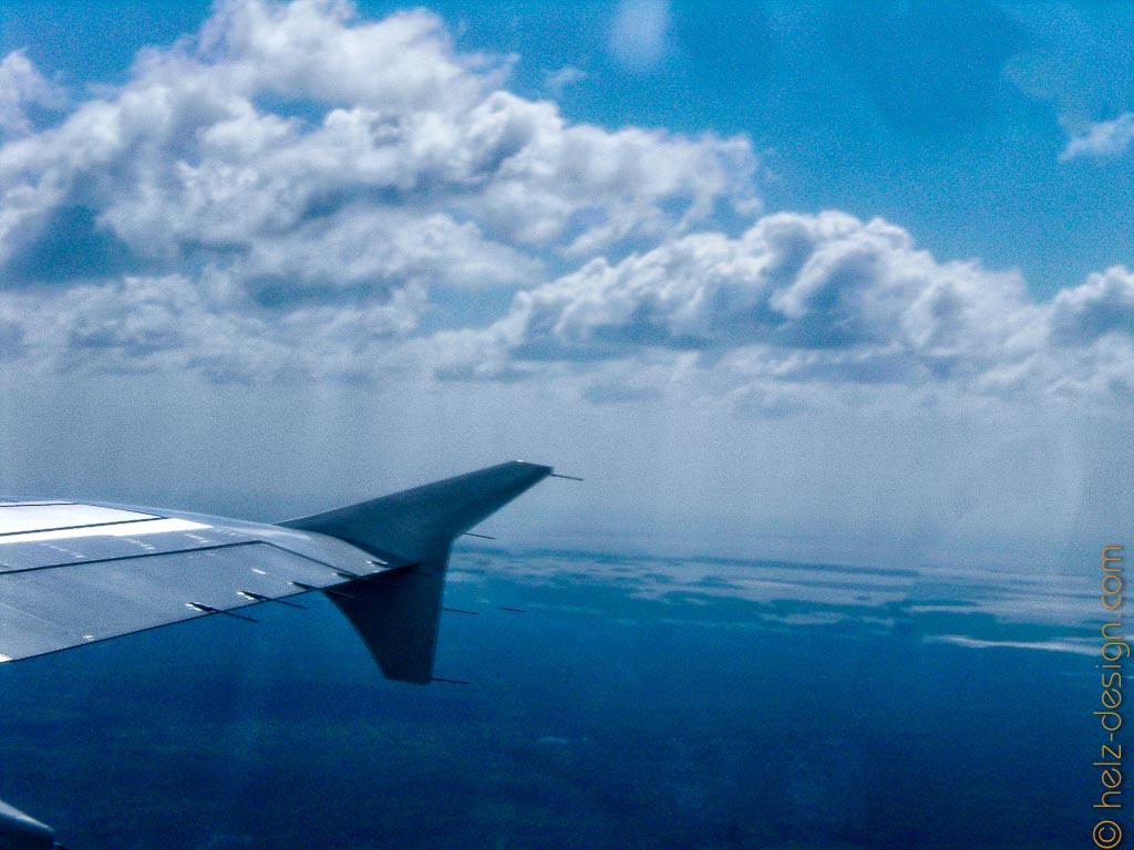 In der Luft
