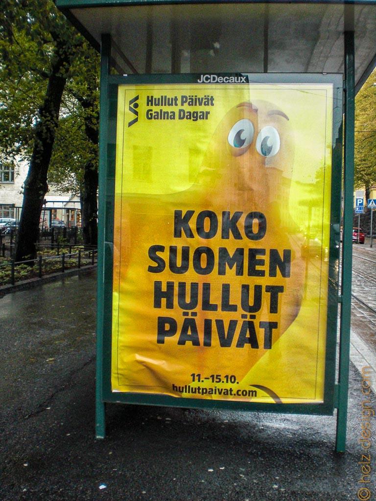 Hullut Päivät Stockmannissa