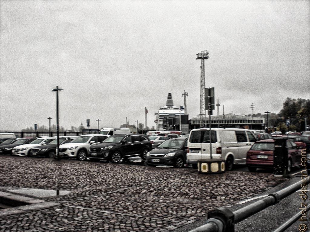 Hafengebiet