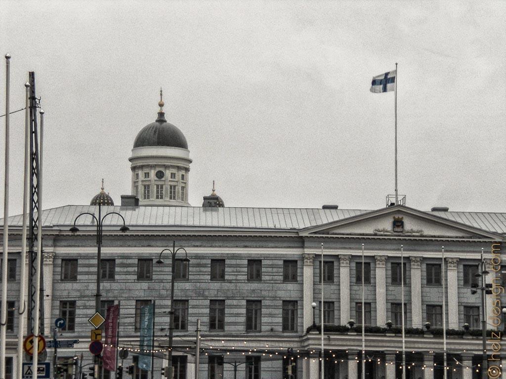 Tuomiokirkko ja Kaupungintalo