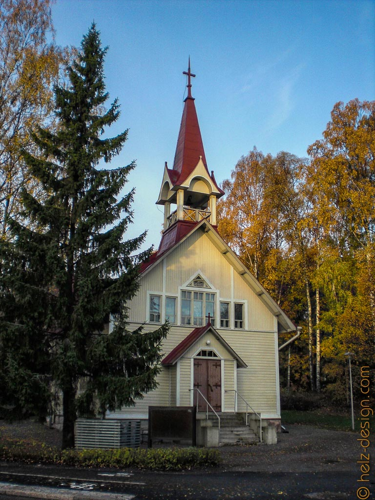 Oulunkylän vanha kirkko