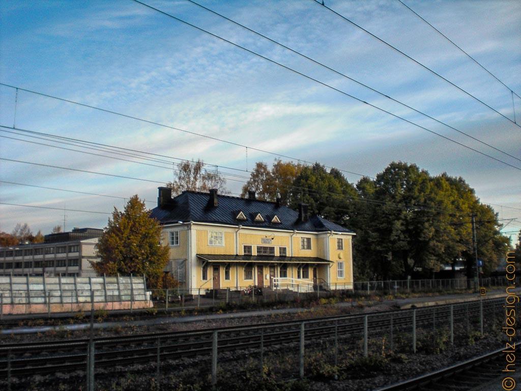 Oulunkylä asema