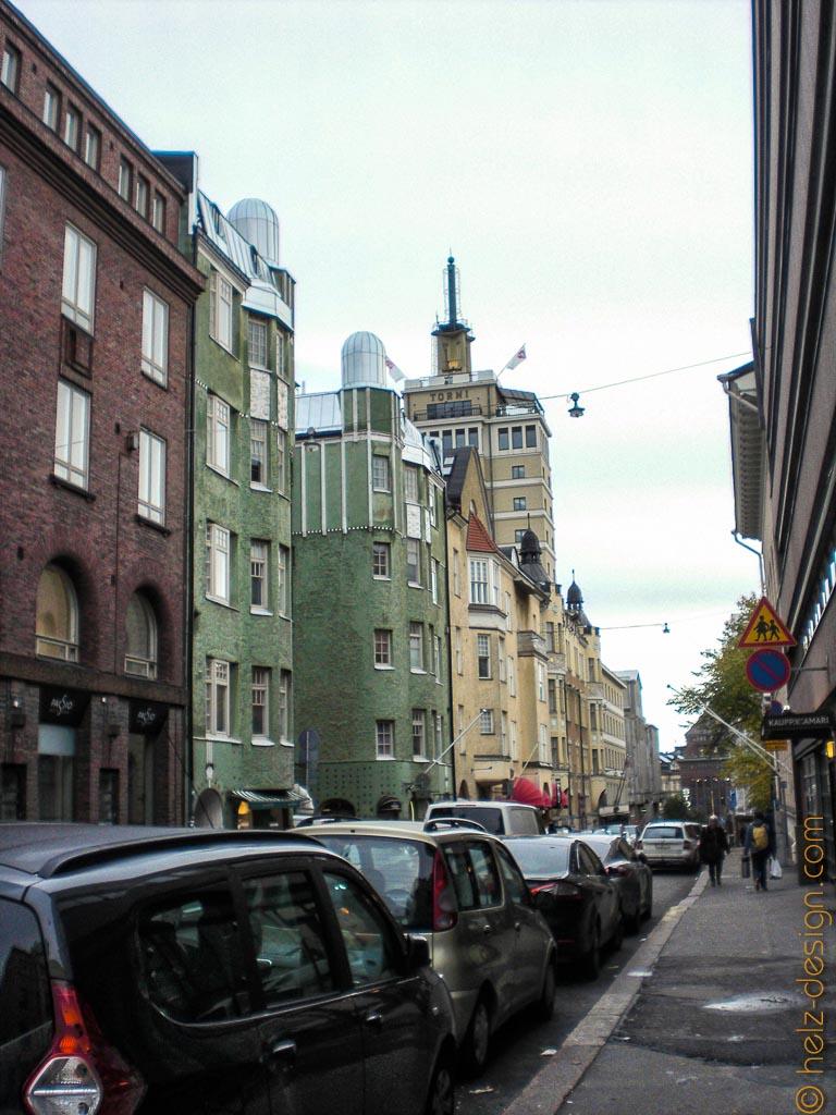 Annankaut und Hotel Torni sagt hallo