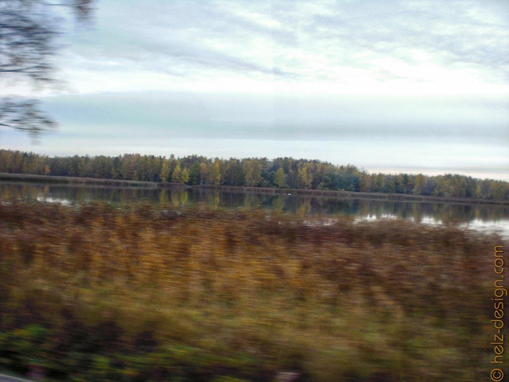 See auf dem Weg nach Salo