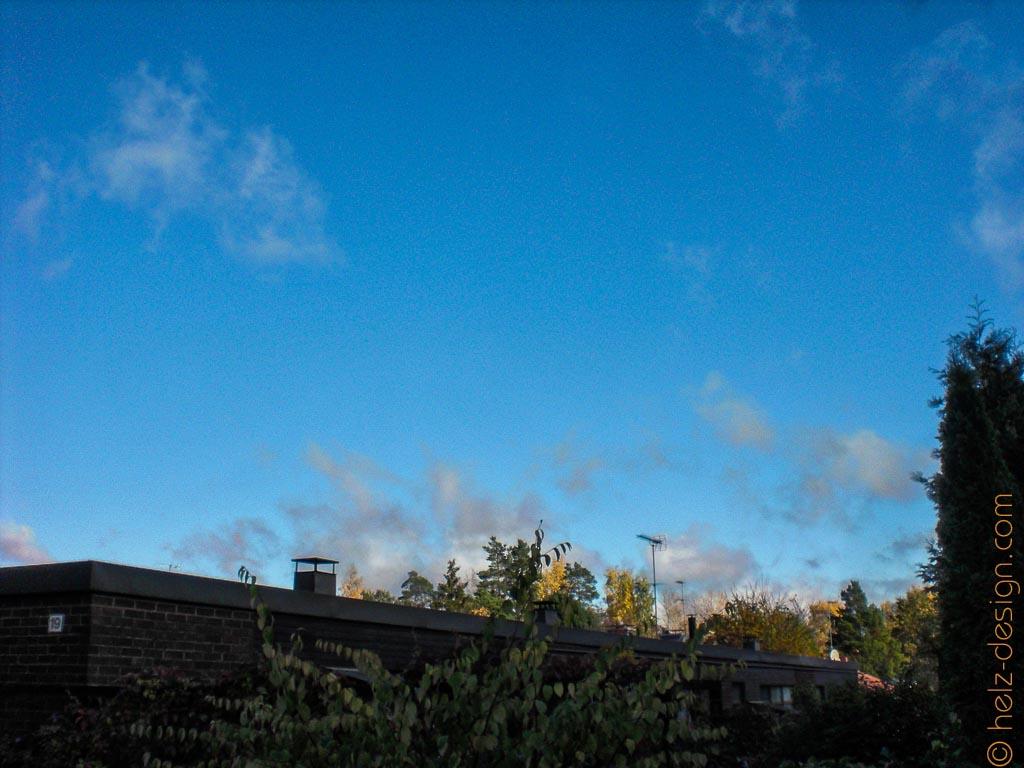 Über den Dächern der Mikkolantie
