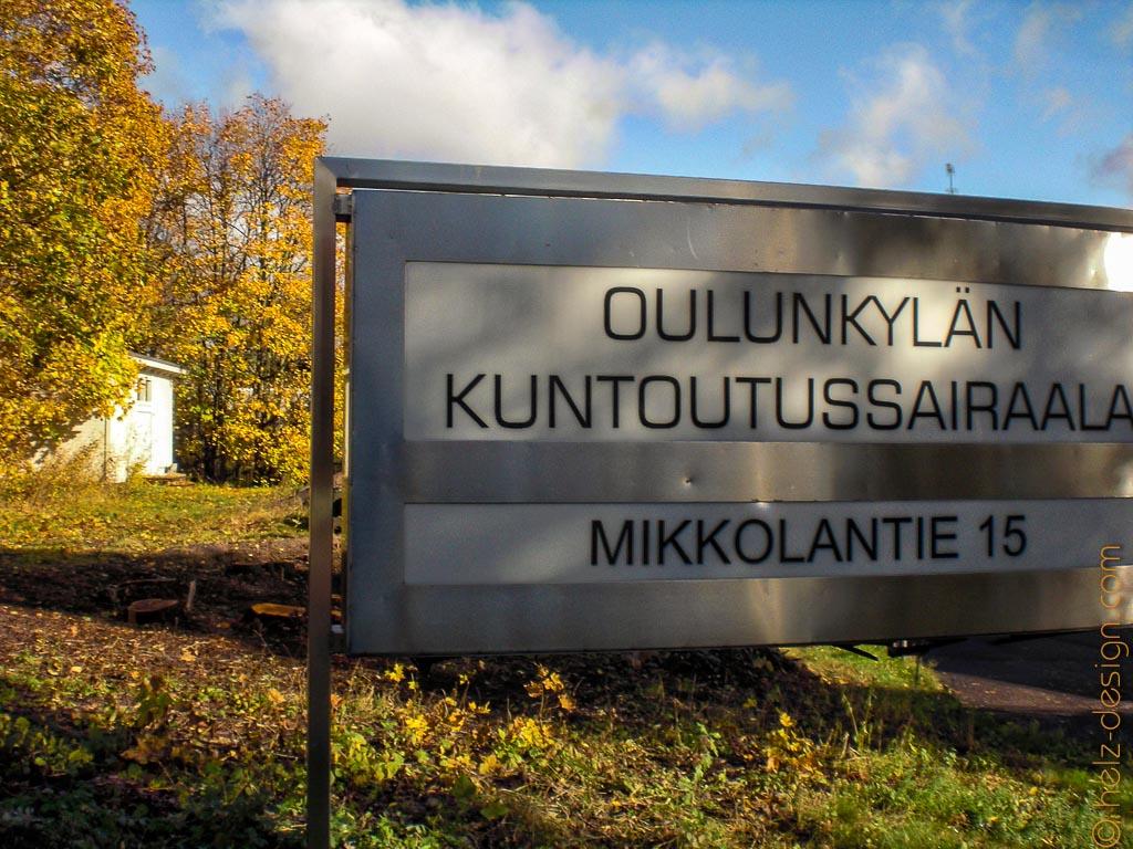 Oulunkylän Kuntoutussairaala